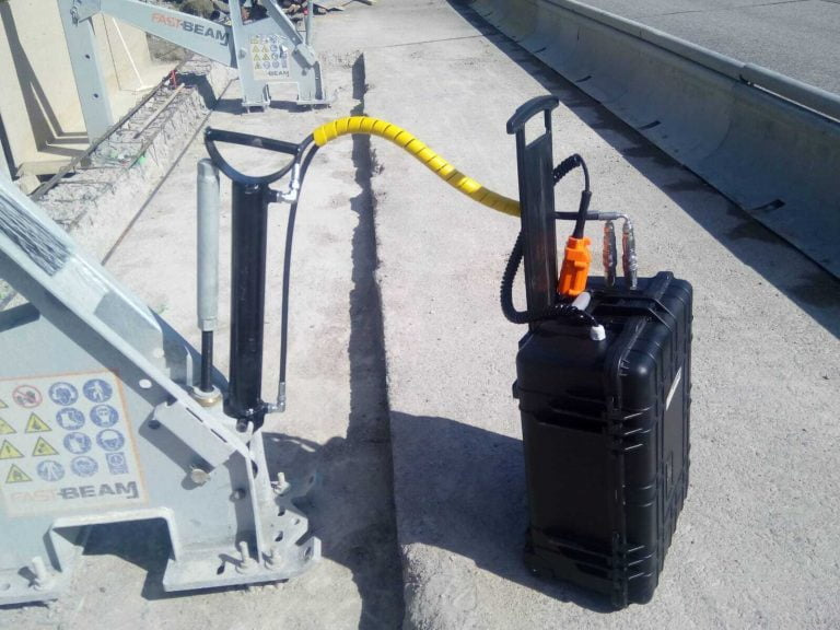Fast Beam access system for all decks, edges and walls