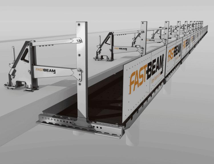Fast Beam platform