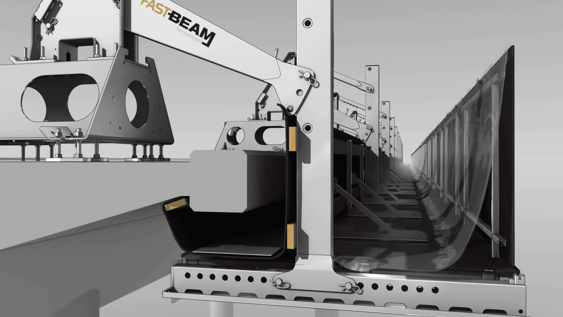 Fast Beam hydrodemolition solutions